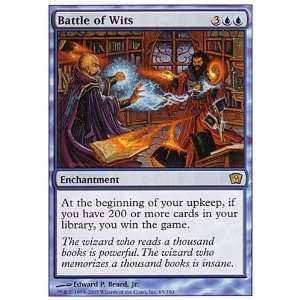 the Gathering Battle of Wits Collectible Trading Card Toys & Games