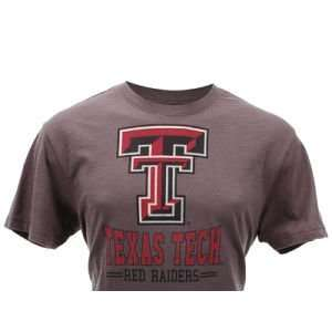 Tech Red Raiders Colosseum NCAA Backfield T Shirt