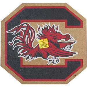 NCAA South Carolina Gamecocks Team Logo Cork Board