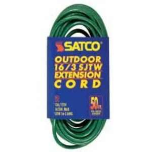 FT Green Outdoor Light Duty Extension Cord   935026
