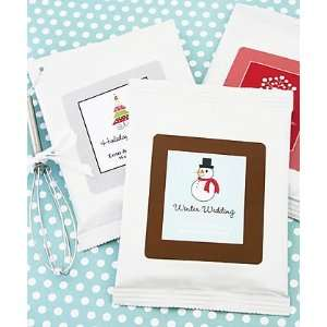 Holiday Personalized Hot Cocoa + Optional Heart Whisk