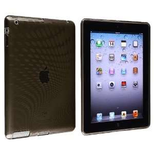 TPU Rubber Skin Case compatible with Apple® iPad® 3