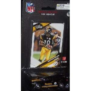 Pittsburgh Steelers NFL Diecast 2009 Dodge Charger with Santonio