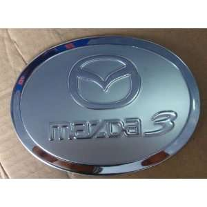 Chrome Oil Tank Cover For Mazda 3 M3 4Door 2004 2006