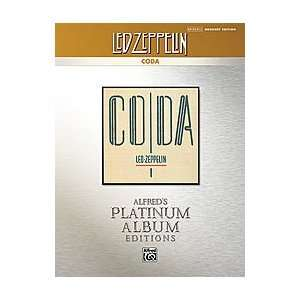 Led Zeppelin    Coda Platinum Drums Musical Instruments