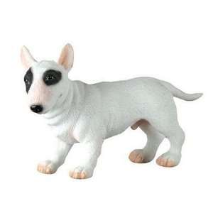 Terrier Puppy Dog Collectible Figure H 3