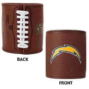 San Diego Chargers Nfl 2Pc Football Can Holder Set  Sports