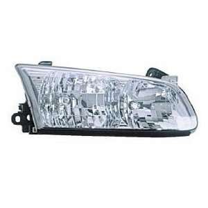 Toyota Camry Chrome Headlight OE Style Replacement Headlamp Passenger