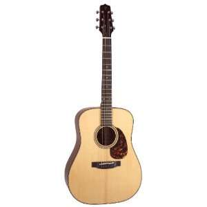 Takamine Pro Series EF340SBG Acoustic Electric Guitar