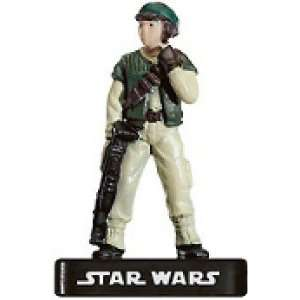 Star Wars Miniatures Rebel Commando # 17   Alliance and