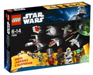 the holiday countdown with the LEGO? Star Wars Advent Calendar