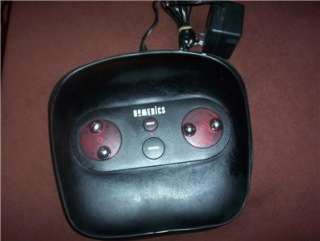 HOMEDICS CUSHION FOOT MASSAGING MASSAGER WITH HEAT
